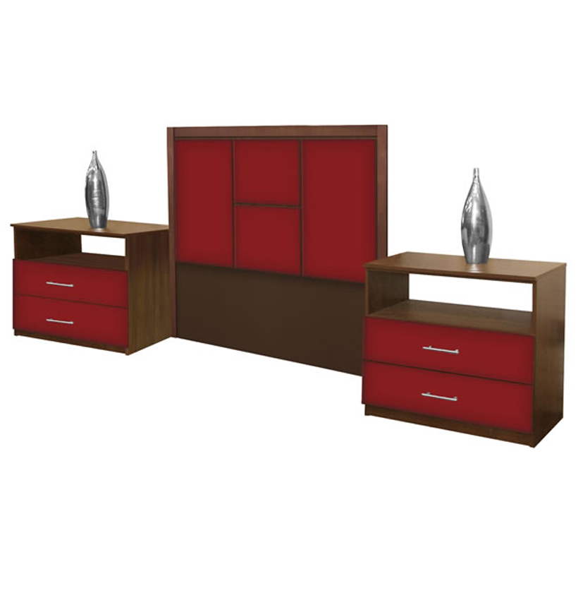 madison twin size 3 piece bedroom set contempo space