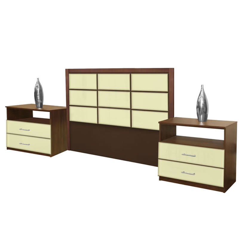 Cambridge queen size 3 piece bedroom set contempo space for 3 piece queen size bedroom set