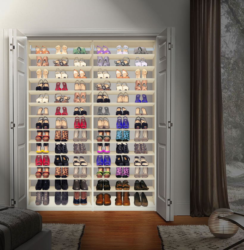 At PLC Closets, we design and build the best custom closet systems for both reach-in and walk-in closets. If you are looking for a custom closet company our Naples, Florida closet systems are both functional & beautiful.
