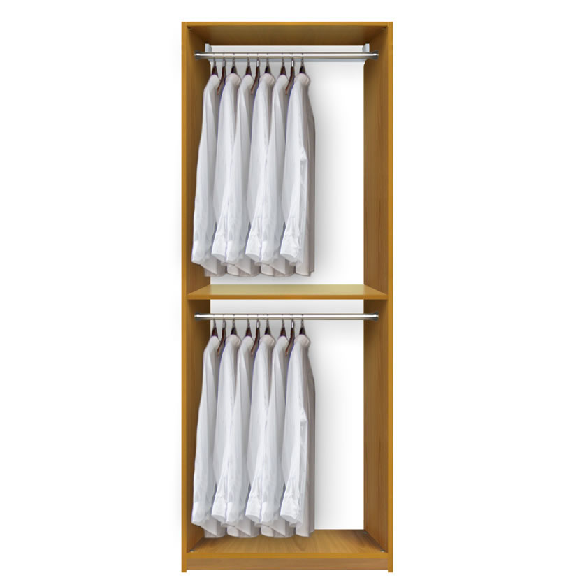 The closet is used for storing clothes, shoes and other accessories. These are several types you can choose from, including the walk-in types. Get insights into the closet .