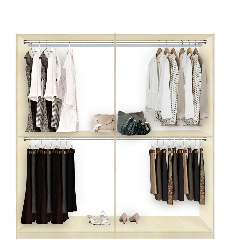 wardrobe closet for hanging clothes video search engine
