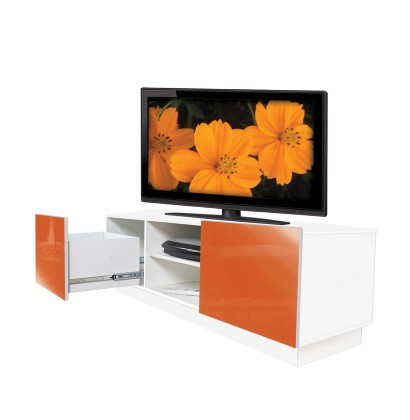 Addison TV Stand - Big Media Storage Drawers