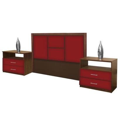 Madison King Size 3 Piece Bedroom Set