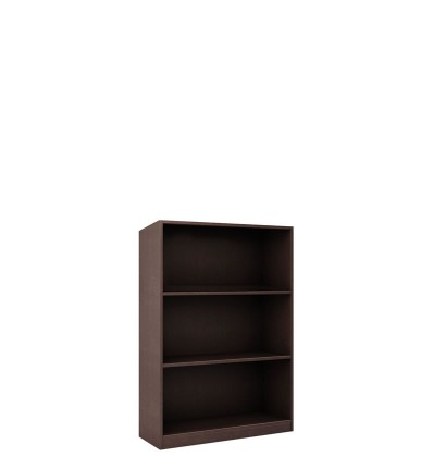 Alexis Collection 3 Shelf Bookcase