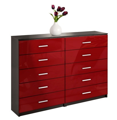 Large Dresser 10 Drawers