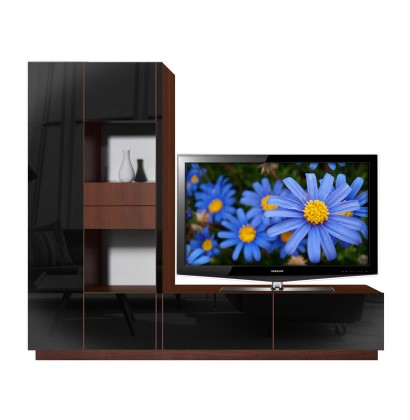 Scarlett L Shaped TV Stand - Unique L Shape