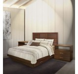 Cambridge Queen Size Bedroom Set w Storage Platform