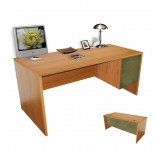 Alexis Executive Desk Right Pedestal