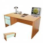 Alexis Executive Desk Left Pedestal