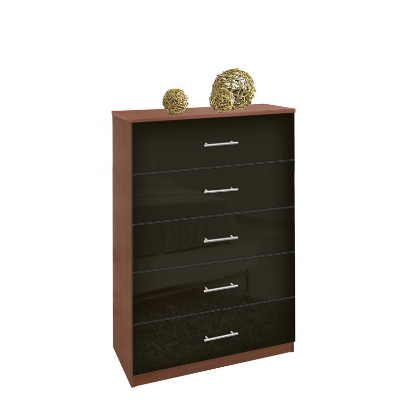Modern tallboy dresser drawer chest of drawers