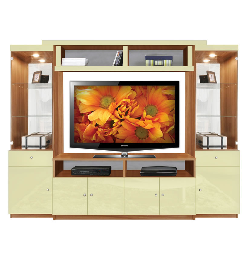 Emma Entertainment Center Contempo Space