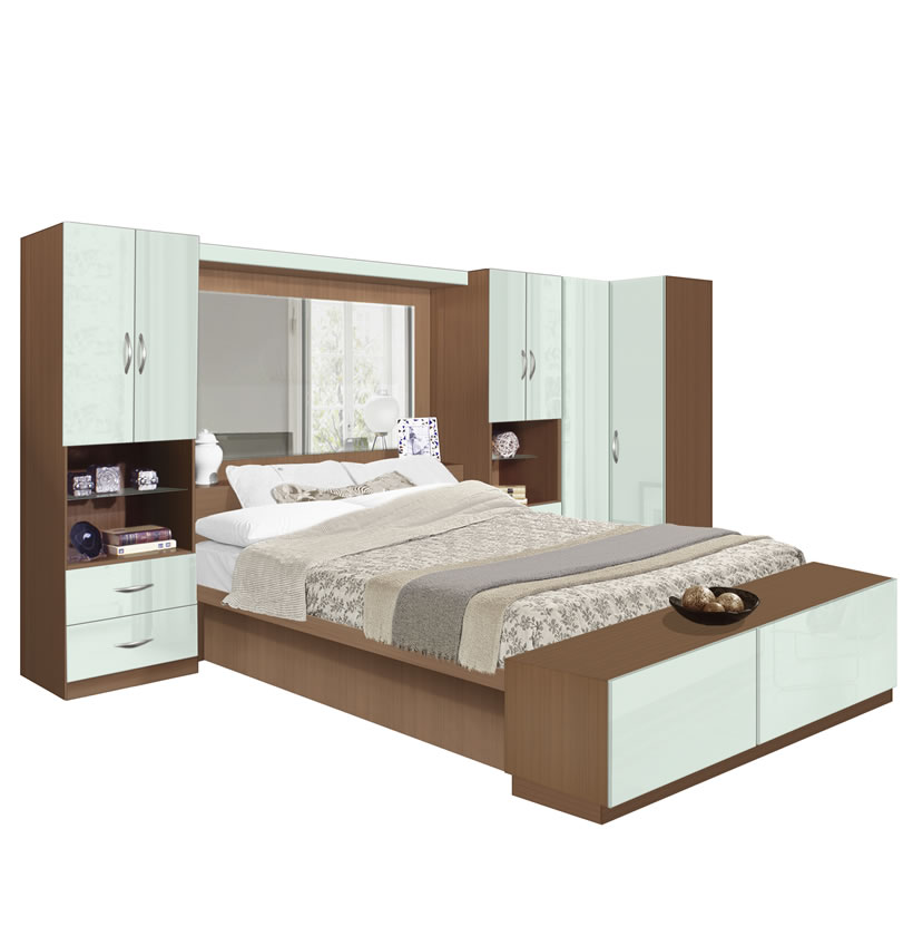 Studio Pier Wall Bed Plus Corner Closet Contempo Space