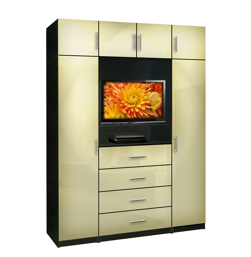 aventa bedroom tv armoire x tall contempo space